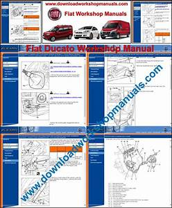 Fiat Ducato 2002 To 2008 Workshop Repair Manual