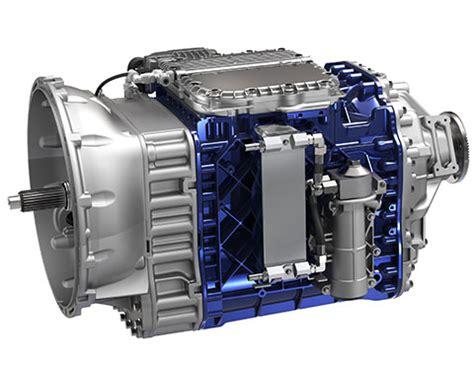 volvo trucks unveils  integrated powertrain solutions