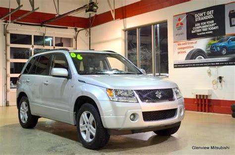 Suzuki Glenview by Find Used 2006 Suzuki Grand Vitara Luxury In Glenview