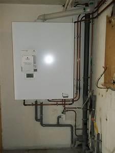 Conduit Evacuation Chaudiere Gaz Condensation : plomberie chauffage mes r alisations chauffage ~ Melissatoandfro.com Idées de Décoration