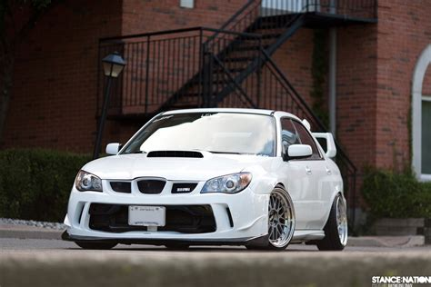 subaru custom cars subaru impreza sti custom tuning wallpaper 1680x1120