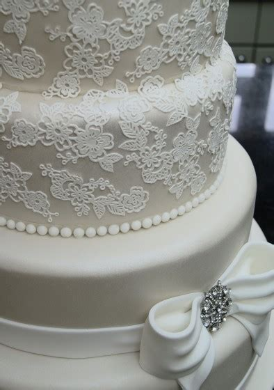 lace wedding cakes hall  cakes