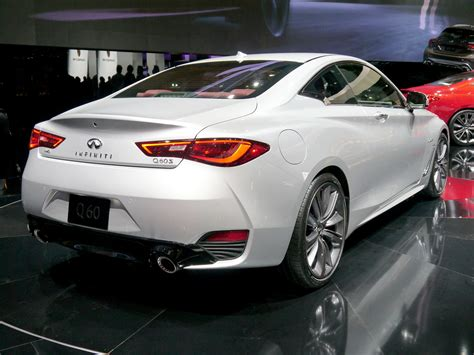 older lexus coupe detroit 2016 infiniti q60 is one of many new coupe debuts