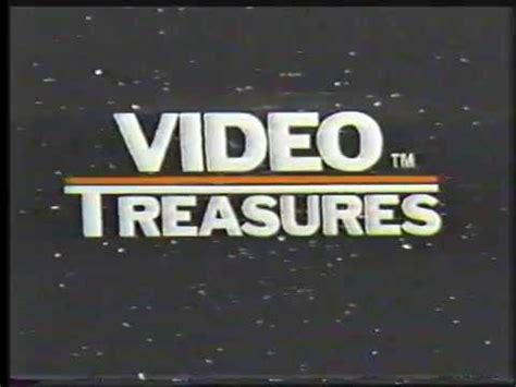 Video Treasures Home Video Logo (1985) - YouTube