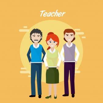Profesores Animados Fotos y Vectores gratis