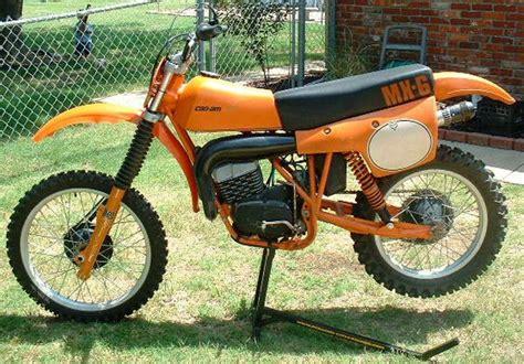 can am motocross bikes 1979 can am mx 6 250cc dirt bike motos pinterest