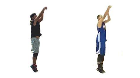 test shotur basketball jump shot tips