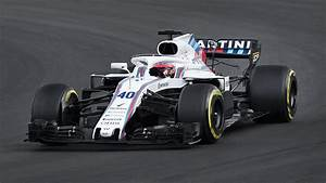 Test F1 2018 : robert kubica driving the williams fw41 during the f1 2018 testing youtube ~ Medecine-chirurgie-esthetiques.com Avis de Voitures