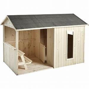 Cabane Enfant Leroy Merlin : maisonnette bois cyrielle soulet m leroy merlin ~ Melissatoandfro.com Idées de Décoration