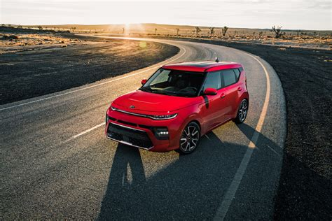 2020 Kia Soul Third Generation Model Turns Up The Style