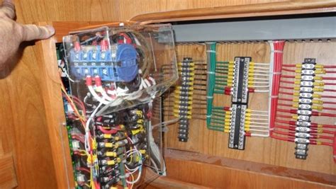 Marine Switch Panel Wiring Diagram Free Picture by High Voltage Safety On Your Boat Boats