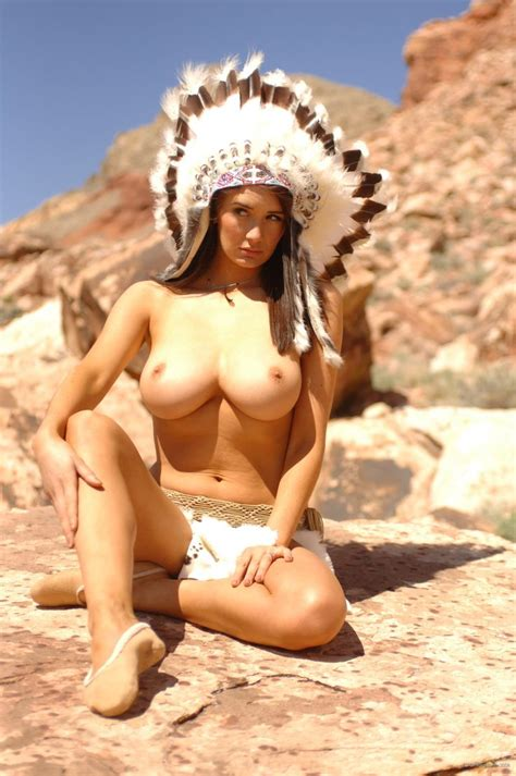 Super Sexy Big Tits Native American Woman Tulsavul