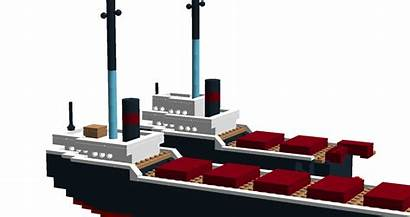 Lego Lakes Freighter Caep Ceap Sure Comment
