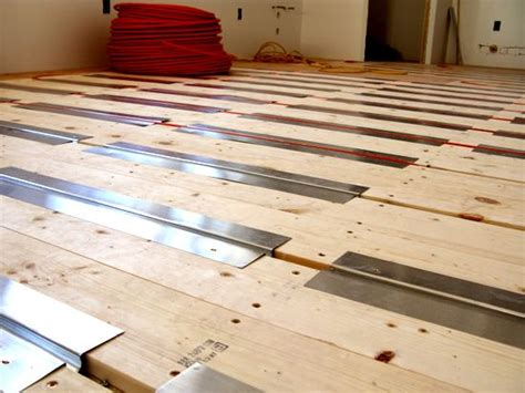 Water Radiant Floors by Heating Systems Floors And Flooring On
