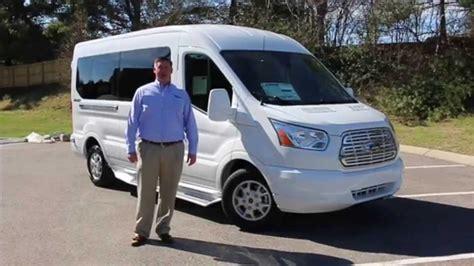 sherrod luxury conversion ford transit diesel youtube