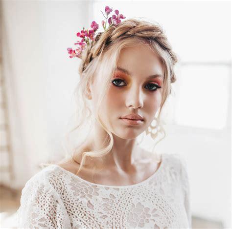 Abigail Wax Flower Wedding Hair Pin By Luna And Wild