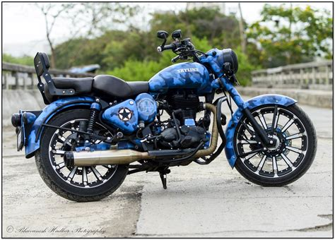 Royal Enfield Classic 500 Image by Skyline Royal Enfield Classic 500cc With Camouflage