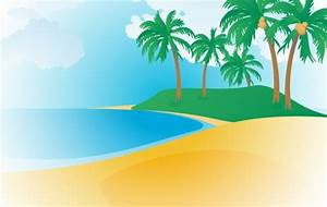 148-Tropical Beach clip arts, free clip art - ClipartLogo com