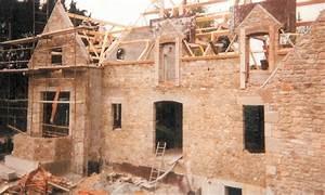 Construction Maison En Pierre : construction maison en pierre sofag ~ Melissatoandfro.com Idées de Décoration
