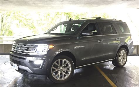 ford expedition  fully enclosed   weekly voice