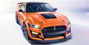 2020 Ford Mustang Shelby GT500 Horsepower – Supercharged V-8