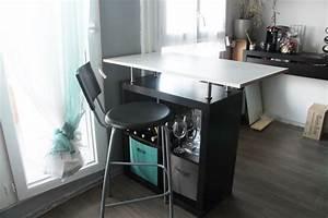 Meuble Ikea Bureau : transformer un meuble ikea en bar bureau pinterest ikea meuble bar cuisine et meuble bar ~ Dallasstarsshop.com Idées de Décoration