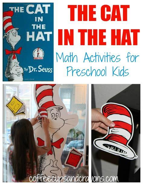 cat in the hat math activities for preschool coffee cups 871 | Cat in the Hat Math Activities