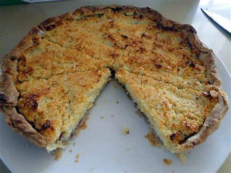 recette de tarte bakewell dessert anglais