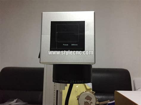 New Design Fiber Laser Engraving Machine For Color Marking