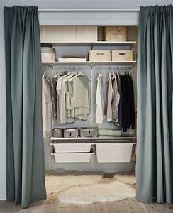 Kleiner Kleiderschrank Ikea : begehbaren kleiderschrank selber bauen ikea ~ Watch28wear.com Haus und Dekorationen