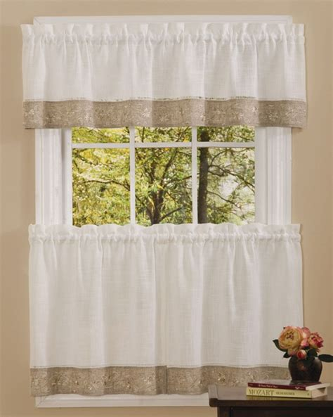 kitchen design curtains 17 best ideas about tier curtains on cafe 1173