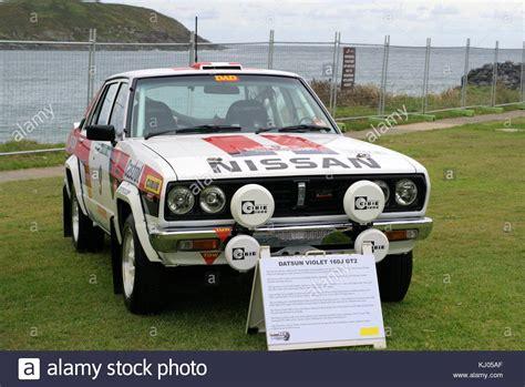 Datsun Rally by Oldtimer Nissan Datsun Rallye Auto Oldtimer Datsun Violet