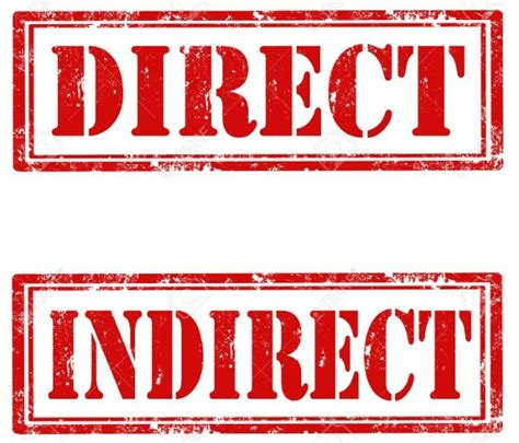 Today's Channel Business Model Direct Or Indirect?