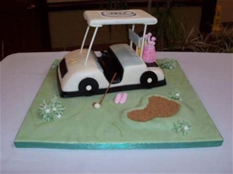 golf cakes httpwwwcake decorating cornercom