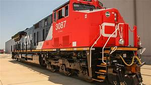 Cn Adds 60 Locos To Ge Order