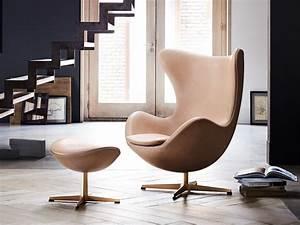 Fritz Hansen Egg Chair : buy the fritz hansen 60th anniversary edition egg chair at ~ Orissabook.com Haus und Dekorationen