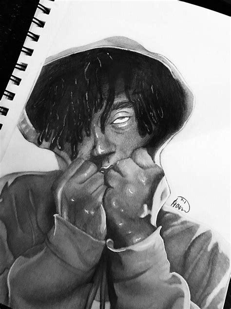 Juice wrld x marshmello on lollapalooza. Juice WRLD 🖤 Request   Art Amino