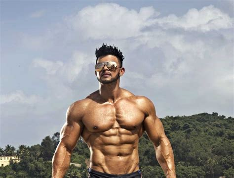 Bollywood Actor Sahil Khan's Workout and Diet Plan