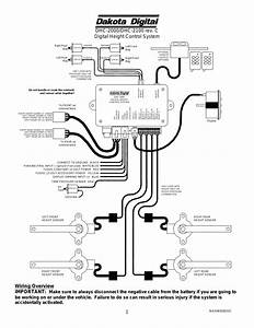Dakota Digital Wiring Diagram