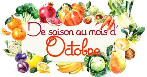 id 233 es recettes avec les fruits l 233 gumes d octobre cuisine addict
