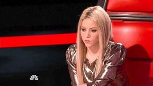 Shakira in The Voice Season 4 Episode 22 1 of 10 - Zimbio
