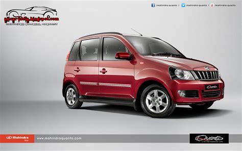 Automotive Craze Mahindra & Mahindra's New Quanto