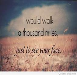 Distance Love Quotes and Sayings