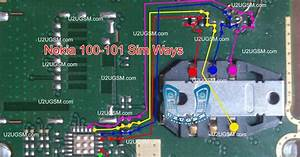 Nokia 100 Insert Sim Card Solution100  Tested By Me