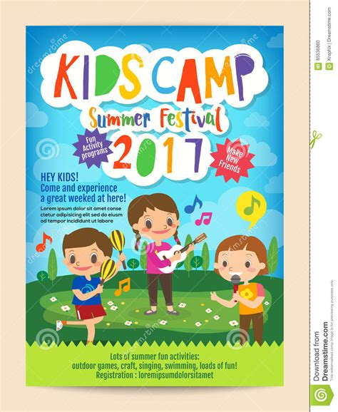 camp cartoons illustrations vector stock images