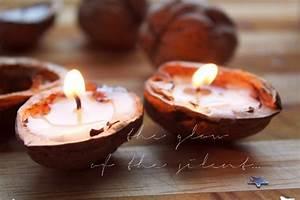 Kerzen Selber Machen Aus Alten Kerzen : teelichter aus n ssen selber machen ~ Frokenaadalensverden.com Haus und Dekorationen