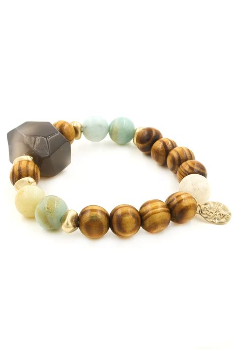 Natural Stone And Wood Bead Bracelet  Bracelets. Neckles Beads. Princess Cut Diamond Pendant. Dani Earrings. Venetian Beads. Heart Rate Watches. Submarine Watches. Mesh Watches. Plain Gold Wedding Band