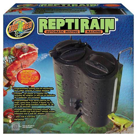 automatic cat feeder petco zoo med reptirain automatic terrarium mister petco