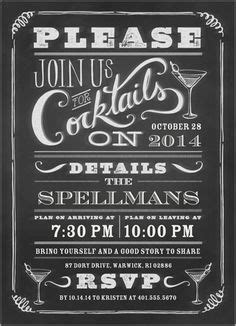 ideas  chalkboard invitation  pinterest