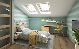 Kleine Dachwohnung Einrichten : kleine dachwohnung einrichten ~ Bigdaddyawards.com Haus und Dekorationen